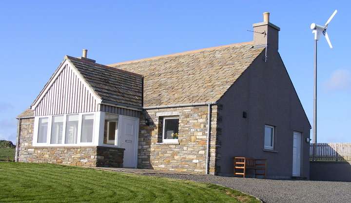 Iona Cottage, Shapinsay, Orkney